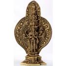 Avalokiteshvara - Chenrezi standing  38 cm Buddha Statue