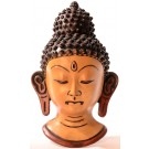 Buddha Mask 23 cm Resin