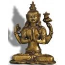 Avalokiteshvara - Chenrezi 16 cm Buddha Statue