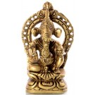 Ganesh 2 sitting  - 10 cm