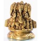 Ganesh sitting 6 cm