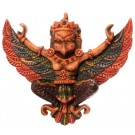Garuda Mask Resin coloured small
