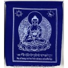 Prayer flags Medicine Buddha