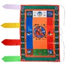 Prayer flag  Gesar of Ling