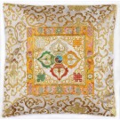 Buddhist Cushion cover
