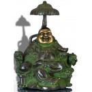 Laughing Buddha Statue 17 cm