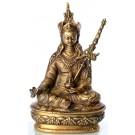 Padmasambhava - Guru Rinpoche 22 cm brass