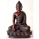 Akshobhya 13,5 cm Buddha Statue Resin