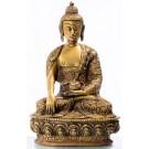 Shakyamuni 20 cm  brass