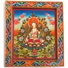 Monastry - Thangka - White Tara 61 X 70 cm