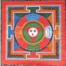 Thangka - Yantra no. 5 -  36 x 36 cm