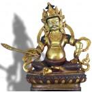 Virudhaka sitting Digpala 20 cm buddha figure
