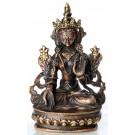 White Tara Statue 15 cm