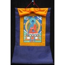 Thankga Meditation-Buddhas