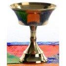 Dipa - Butter oil Lamp brass 7 cm