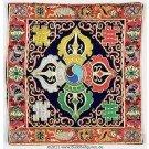 Buddhist Altar Puja Table Cloth - 21cm x 21 cm