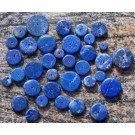 Gemstones Lapis Lazuli Disk