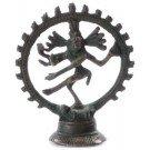 Shiva dancing - Nataraja 9,5 cm Statue