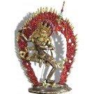Sarvabuddha Dakini 32 cm partly fire gilded