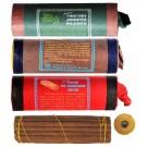 Tibetan Incense - Set of 3 Juniper - Sandelwood Incense