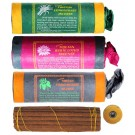 Tibetan Incense - Set of 3 Frank Incense - Lemongrass- White Lotus