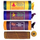 Tibetan Incense - Set of 3 Tibetan Mokchhya - Spikenard - Himalayan Spice Incense