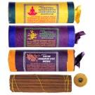 Tibetan Incense - Set of 3 Tibetan Mokchhya - Spikenard - Himalayan Spice Incense