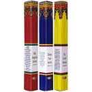 Incense Set of 3 Tibetan Peace - The Earth - Ribo