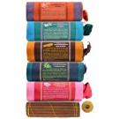 Tibetan Incense - Set of 5 - Wild Flora, Frank, Spikenard, Mokchhya, Kamasutra Incense