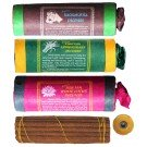 Tibetan Incense - Set of 3 Kamasutra- Lemmongrass- White Lotus
