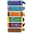 Tibetan Incense - Set Tibetan Spice-Saffron-Lemongrass-Green Tea Incense
