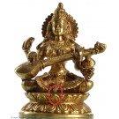 Saraswati  24 cm brass SALE