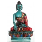 Akshobhya / Shakyamuni 11,5 cm Buddha Statue Resin