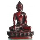Akshobhya 13,5 cm Buddha Statue Resin 2