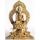 akshobya buddha figur shakyamuni