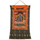 Thangka Medicine Buddha  78 x 118 cm