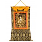 Thangka Weiße Tara handbemalt