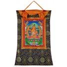 Thangka Manjushri 58 x 85 cm