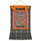 Thangka  - Buddhas life 3