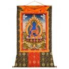 Thangka Medicine Buddha 97 x 134 cm
