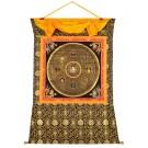 Thangka  - Mandala White Tara Mantra 121 x 152 cm