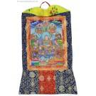 Thangka Kunstdruck Padmasambhva - Guru Rinpoche