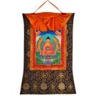 Thangka - Shakyamuni 58 x 85 cm SALE