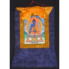 Thangka small-Medicine buddha