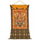 Thankga Padmasambhava - Guru Rinpoche 91 x 131 cm