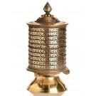 Table Prayer Wheel 18,5 cm Om Mani