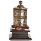 Table Prayer Wheel 18,5 cm Dorje