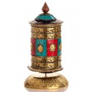 Table Prayer wheel 16 cm