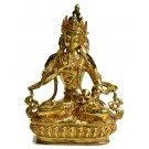 Vajradhara Statue  21,5 cm fullyfire-gilded