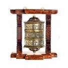 Wall Prayer wheel 20 cm Tashi Tagey